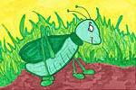Урок по песне В траве сидел кузнечик