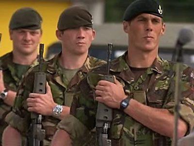 Песни. In the Army Now. Теперь ты в армии